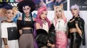 League of Legends'ın sanal K-pop grubundan ilk albüm