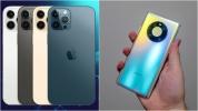 Karşılaştırma: iPhone 12 Pro Max ve Huawei Mate 40 Pro