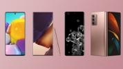 Samsung'un yıllar içindeki telefon evrimi