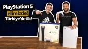 PlayStation 5 kutu açılımı! – Türkiye'de ilk!