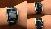 Pebble Android Wear'e Hazır