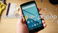 Android 5.1 Lollipop Nexus 5'e Geldi