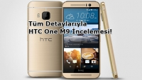HTC One M9 İncelemesi
