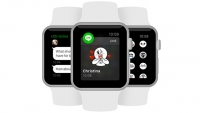 LINE Artık Apple Watch'ta