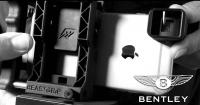 Bentley, iPhone 6 ile Kısa Film Çekti!