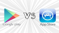App Store ve Google Play Store Savaşı!