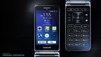 Samsung'dan Yeni Kapaklı Telefon!