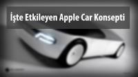 Apple Car Tasarımı Nasıl Olacak?
