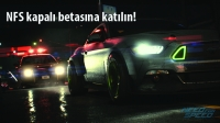 Need for Speed için Kapalı Beta!