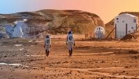 Mars Eskiden Göllerle Çevriliymiş