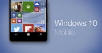 Windows 10 Mobile için Creators güncellemesi dağıtılıyor!
