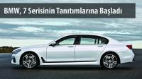 BMW, Uber ile Yeni 7 Serisini Tanıtıyor!