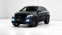 Mercedes'ten Brabus GLE Coupe!