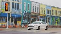 Ford Sürücüsüz Otomobiller Geliyor