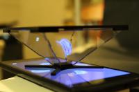 Akıllı Telefonlar için Hologram