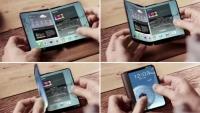 Samsung, Katlanır Telefon Yapacak
