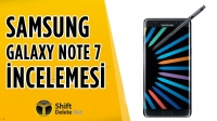 Samsung Galaxy Note 7 İnceleme