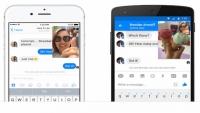 Facebook Messenger'dan Anlık Video Özelliği