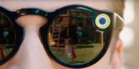 Snapchat video kayıt gözlüğünü açıkladı!