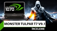 Monster Tulpar T7 V9.1 inceleme