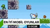 Haftanın mobil oyunları – 15 Ocak