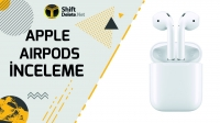 Apple AirPods inceleme