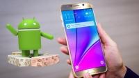 Galaxy Note 5 için Nougat yayınlandı!