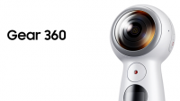 Samsung, Gear 360'ın yeni sürümünü tanıttı!