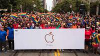Apple'dan eşcinsellere büyük destek!