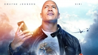The Rock ve Siri başrolde!