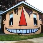 Amerikalı ressamdan müthiş sokak resimleri!