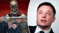 Musk: Yapay zeka Kuzey Kore'den tehlikeli!