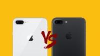iPhone 8 Plus ve iPhone 7 Plus karşılaştırma!