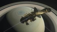 Cassini uzay aracına veda ediyoruz!