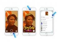 Facebook, Snapchat'ten yine özellik çaldı