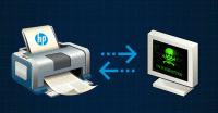 HP yazıcınız hacklenebilir!