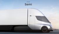 Elektrikli Tır Tesla Semi için dünya devleri sırada!