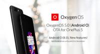OnePlus 5 Oreo güncellemesi aldı!