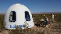 Blue Origin kapsülü ilk uçuşunu yaptı!