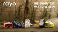 Hırsızlığı engelleyen bisiklet ışığı: Rayo