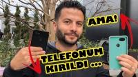 Kırılan telefona yama yapmak! (VİDEO)