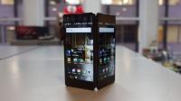 Samsung marka, ilk çift ekranlı katlanabilir telefon!