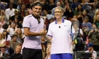 Bill Gates ve Roger Federer yardım amacıyla maç yapacaklar!