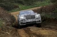 Rolls-Royce Cullinan için ilk görseller paylaşıldı!