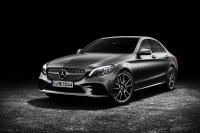 Mercedes-Benz C-Class'tan şahane görseller!