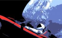 Uzaydaki Tesla Roadster'ı anlık takip edin!