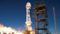 Blue Origin roketi uzaya fırlatıldı!