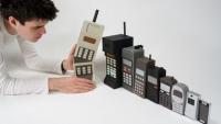 Geçmişten günümüze cep telefonları!