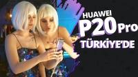 Huawei P20 Pro Türkiye lansmanına gittik! – VLOG