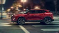 2019 Chevrolet Blazer iddialı geliyor!